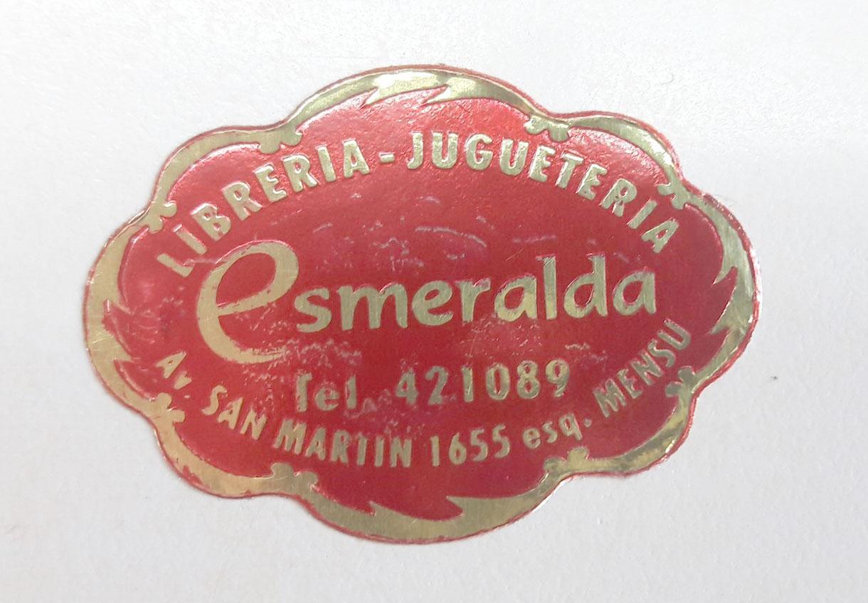 Librería y Juguetería Esmeralda