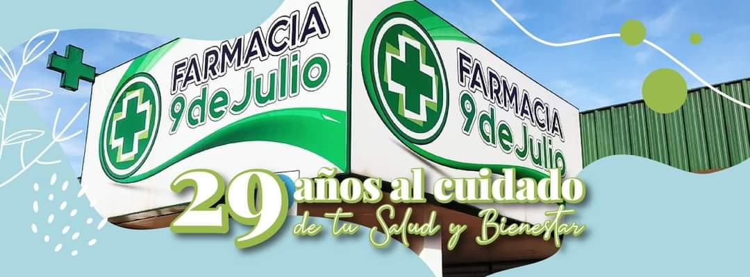 Farmacia 9 de julio