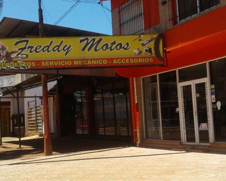 Freddy Motos