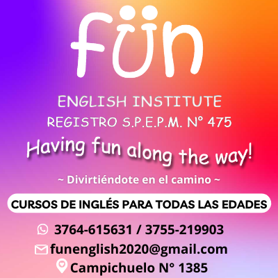 FUN ENGLISH INSTITUTE ACADEMIA DE INGLÉS