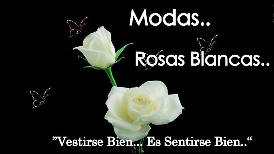Modas Rosas Blancas