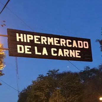 """Hipermercado """"De la Carne"""""""
